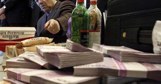 Merkel firm against big euro fund increase