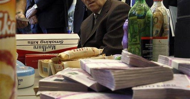 Germany to slash borrowing, balance budget by 2016