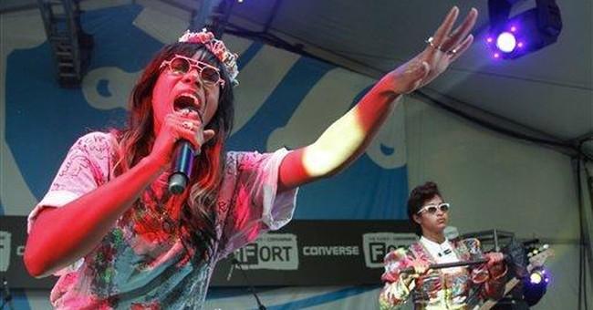 Santigold displays total career takeover at SXSW