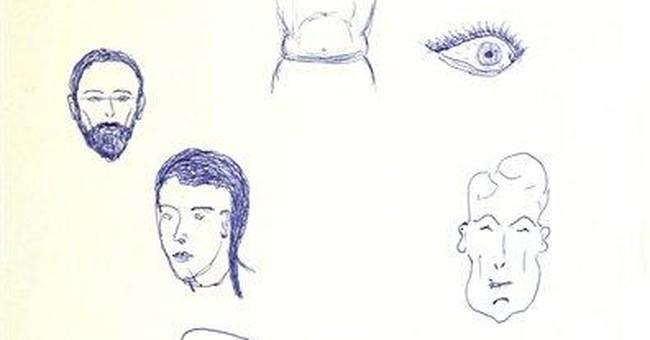 Papers reveal Thatcher kept Reagan's doodles
