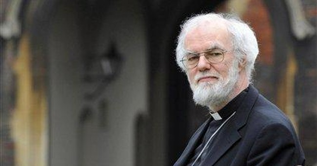 Rowan Williams to step down as Anglican leader