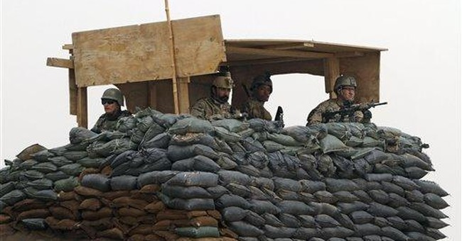 Experts: Soldier might have post-traumatic stress