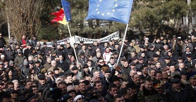 Moldova elects pro-European judge as president