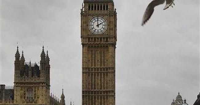 Police investigating break-in at UK Parliament