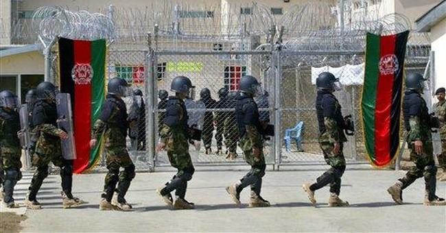 US aid cutoff fails to end Afghan prison searches
