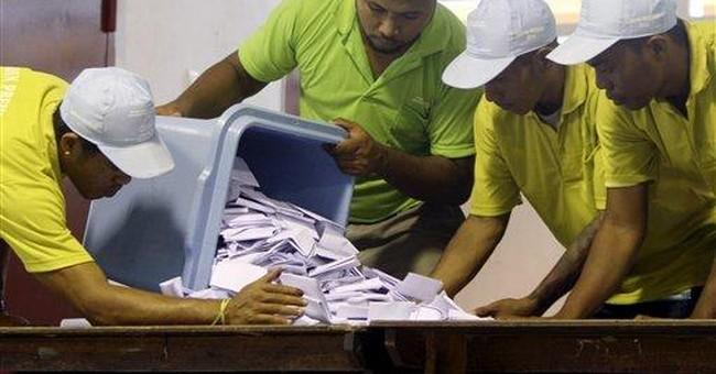 East Timor votes for new president in key test