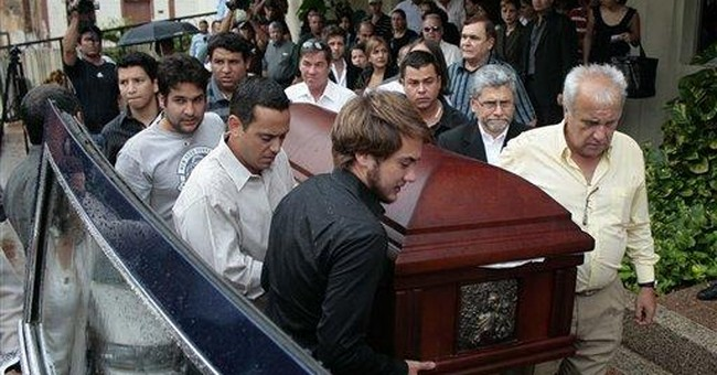 Chile consul's daughter killed by Venezuela police
