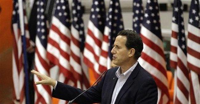 Santorum: Commit to winning Afghanistan or get out