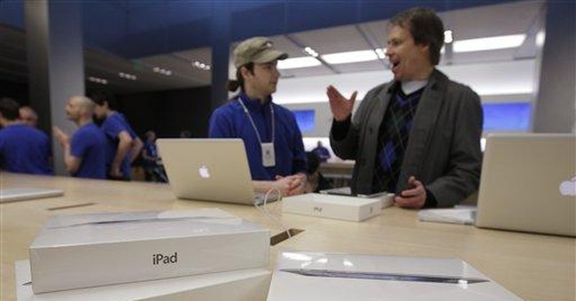 Research firm: New iPad more expensive to make