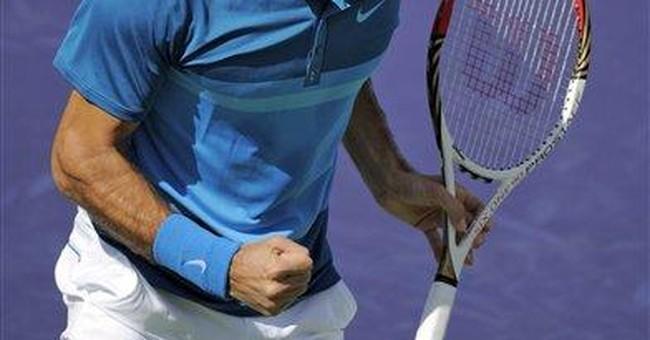 Federer, Azarenka win titles in California desert