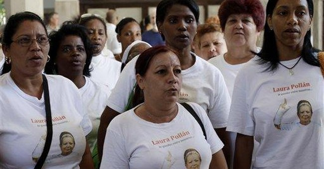 Cuba detains dissidents ahead of papal visit