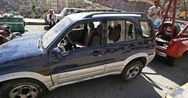 Slain American teacher honored in Yemeni city