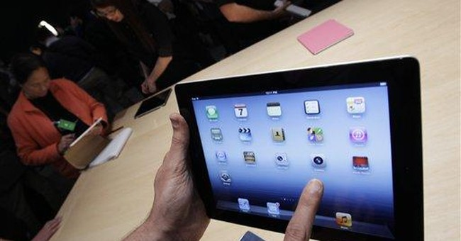 Report: Tablets helping improve news consumption