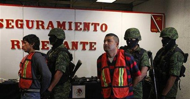 Mexican cartel says no violence during papal visit