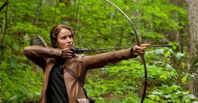 'Hunger Games' serves up huge opening day at $68M