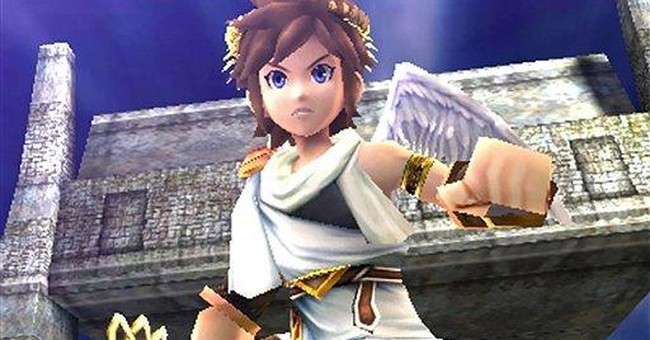 Game Review: 'Kid Icarus' spreads wings too far
