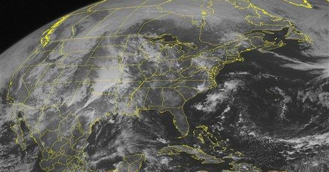 Flooding feared after storms sock south-central US