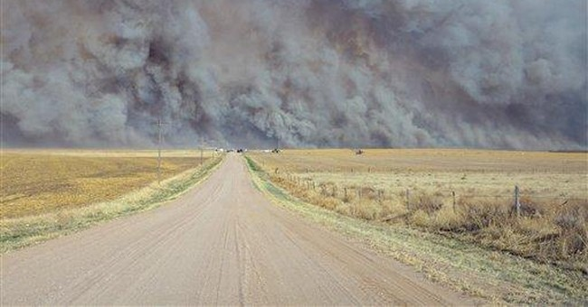 Colo. wildfire nearly contained, evacuation lifted