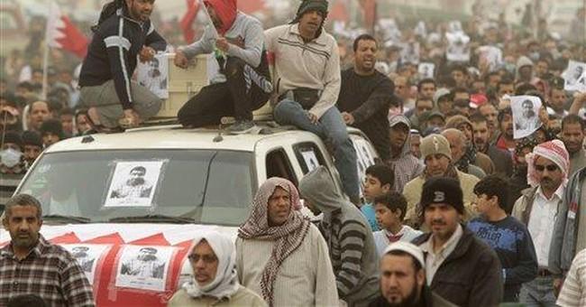 Bahrain opposition: Free prisoners before talks