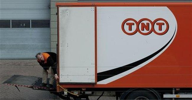 UPS to buy TNT Express for $6.8 billion