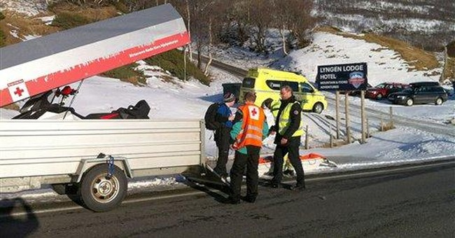 Avalanche kills 5 foreign tourists in Norway