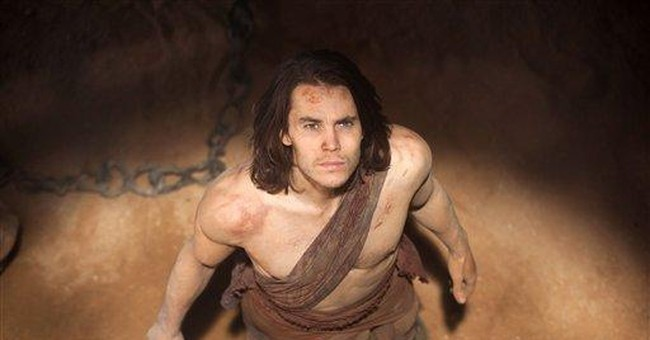 Disney says 'John Carter' to lose $200 million