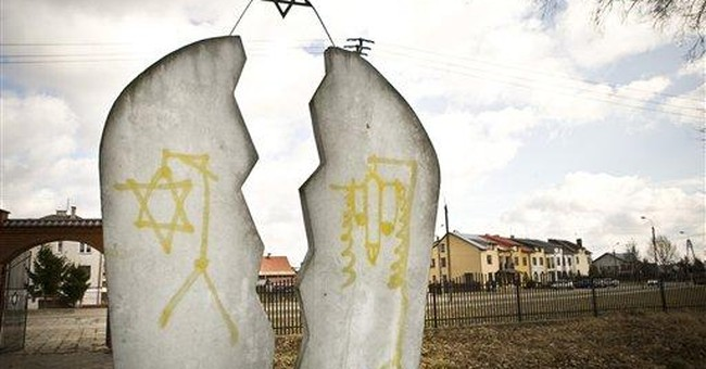 Jewish cemetery in Poland attacked by vandals