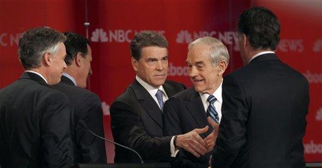 GOP rivals target Romney 2 days before NH primary
