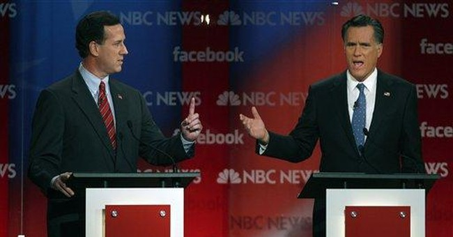 Romney's rivals suggest he's not electable