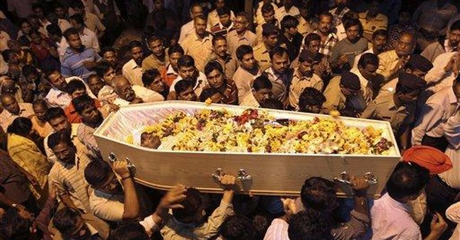 Funeral held for Indian student killed in Britain