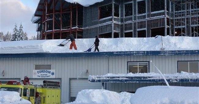 2 Alaska towns seek help weathering harsh winter
