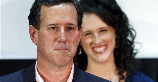 After Illinois loss, Santorum looks to the South