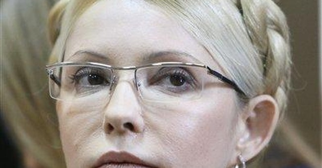 Jailed Tymoshenko accused of treason in Ukraine