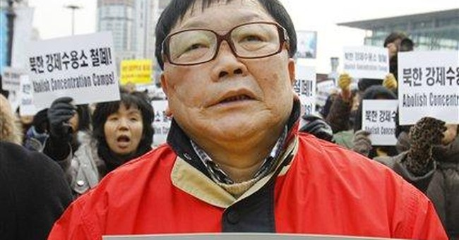 SKorean seeks wife, 2 daughters he left in NKorea