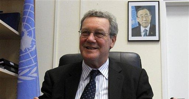 UN envoy: July halt to Cyprus peace talks likely