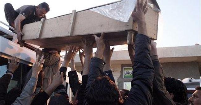 Al-Qaida claims responsibility for Iraq attacks