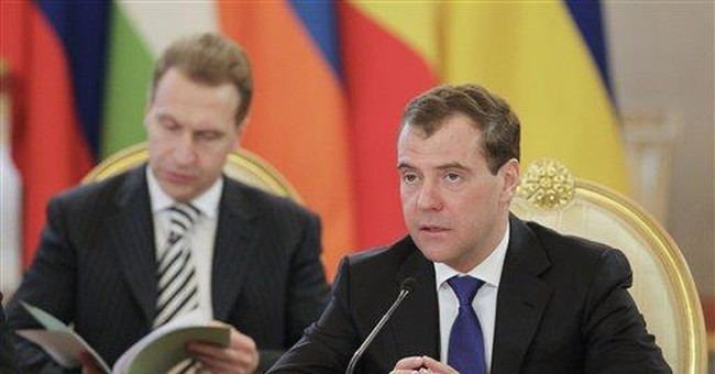 Medvedev: Military to counter US missile shield