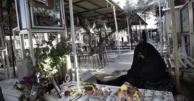 Iranian New Year glimpse of pre-Islamic rituals