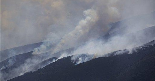 Mt. Kenya fire out, but consumed 10 pct of forest