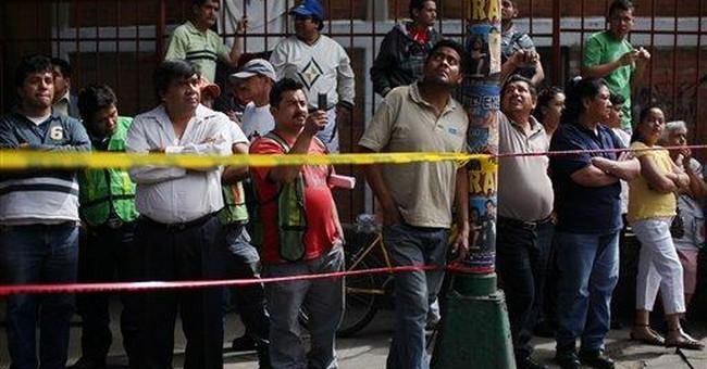 7.4 quake hits Mexico, but apparently spares lives