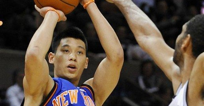 Volvo signs NBA sensation Lin to promote cars