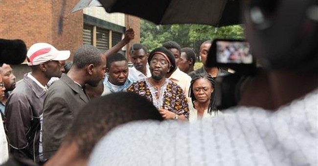 Zimbabwe activists fined, get community service