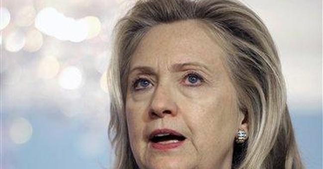 Clinton informs Congress about Egypt aid decision