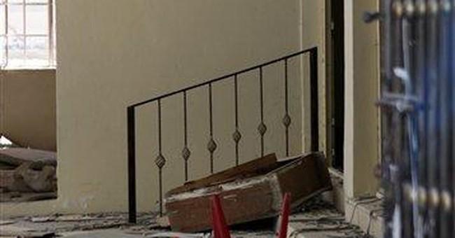 Bahrain mosque damage shows plight to ease unrest