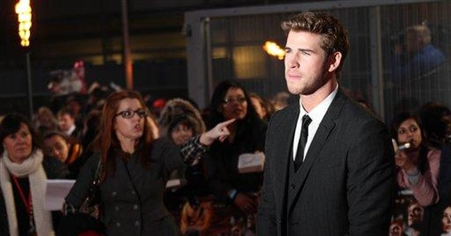 Hemsworth: 'Hunger Games' violence not gratuitous