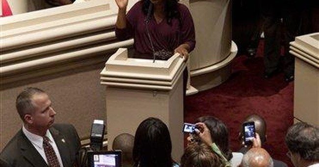 Oscar winner Octavia Spencer honored in hometown
