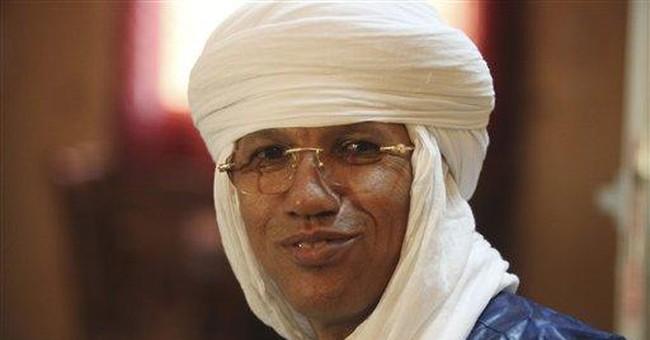 Niger arrests Tuareg rebel who fought for Gadhafi