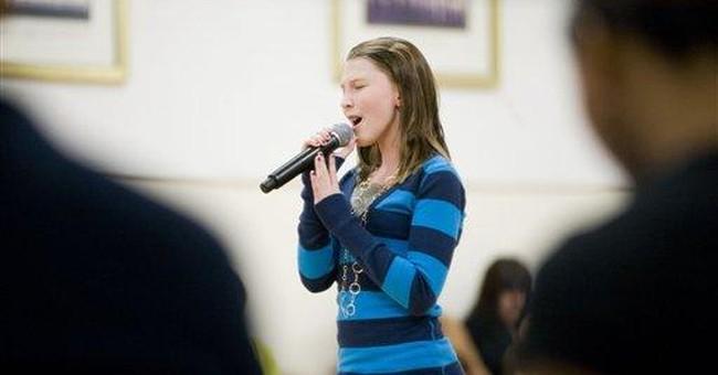 Surviving cancer, singing at Radio City Music Hall