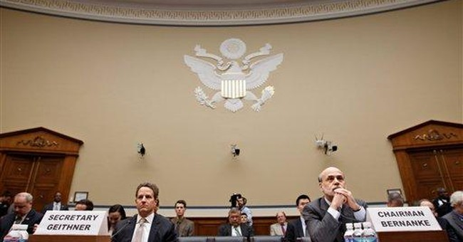 Bernanke says US banks could withstand euro shocks
