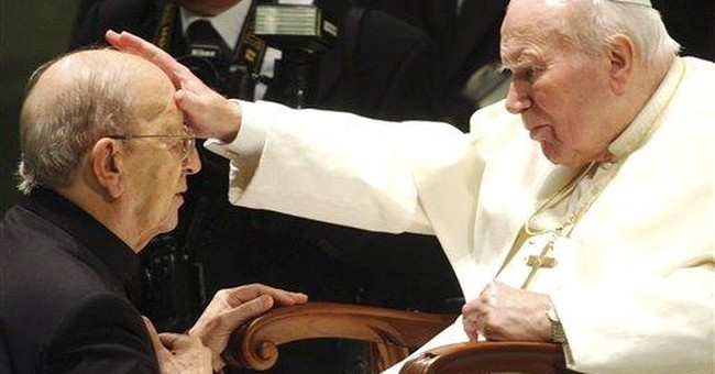 Pope's Mexico trip clouded by Legion victim's book